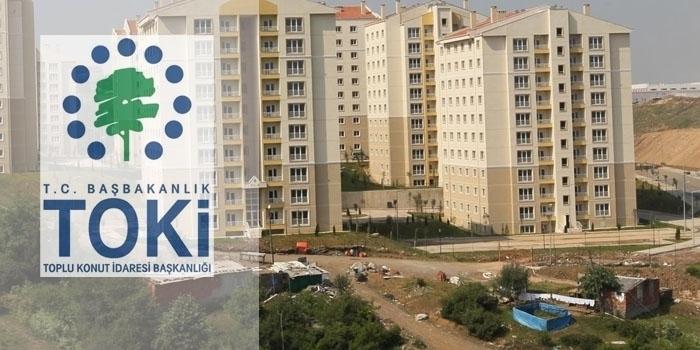 Toki Zonguldak Gökçebey Konutları başvuruları 8 Mayıs'ta