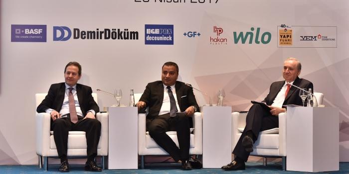 Türkiye İMSAD'dan binasal dönüşüm uyarısı