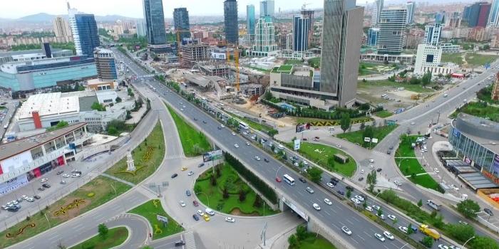 Ankara'nın merkezi Çururambar'a kaydı