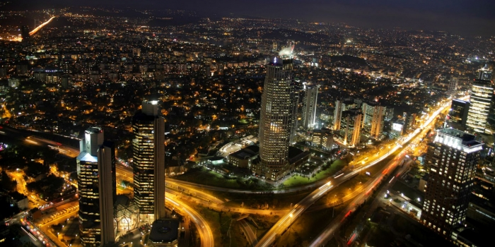 İstanbul ofis stokunda büyüme yavaşladı