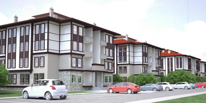 TOKİ'den Osmaniye Düziçi'ne 63 konut