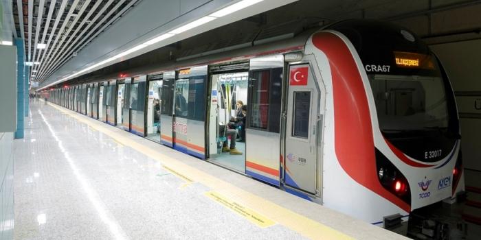Marmaray'da sefer periyotları sıklaşıyor