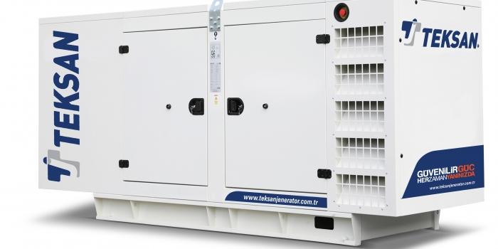 TEKSAN'dan dev fuara enerji desteği