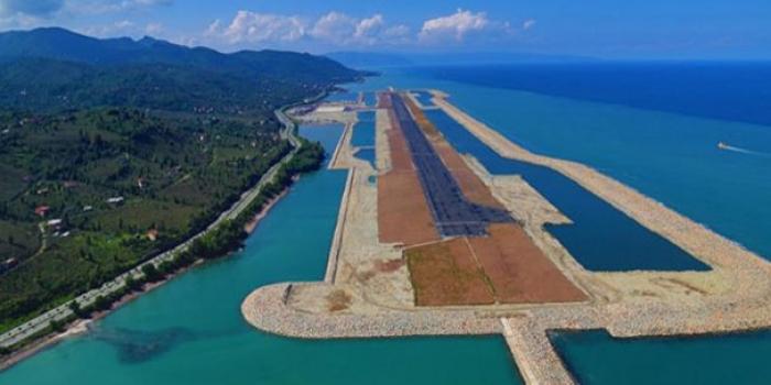 Rize Artvin Havalimanı Projesi kapsamında kamulaştırma kararı