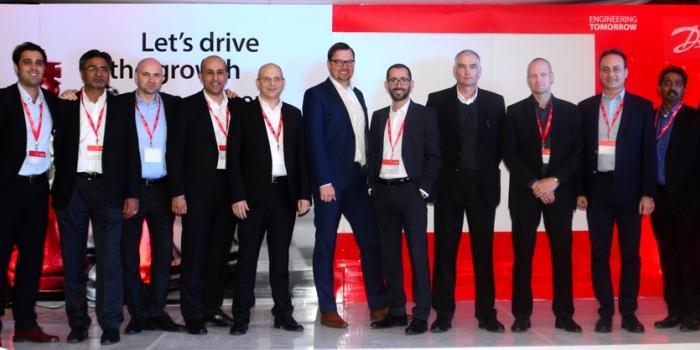 Danfoss ortakları Johannesburg'da buluştu
