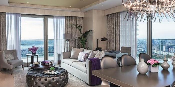 Raffles İstanbul Residences'de yaşam başladı