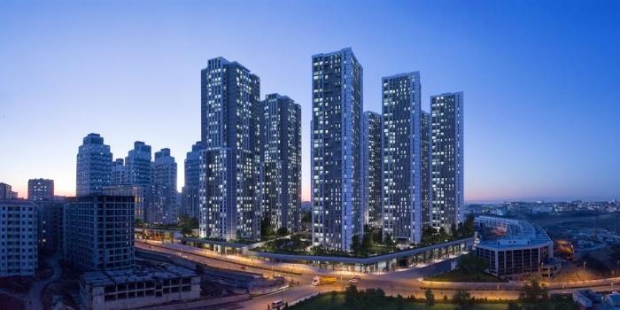Ukra City projesi yeni ismi Ödül İstanbul ile satışta