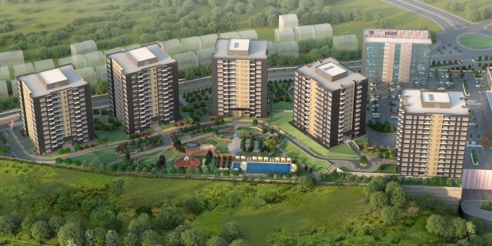 Gül Proje'den Sultangazi'ye 885 milyon TL'lik proje