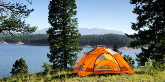 Türkiyenin en güzel kamp alanları