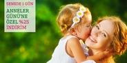 Eston Şehir Mahallem'de  Anneler Günü'ne özel yüzde 25 indirim