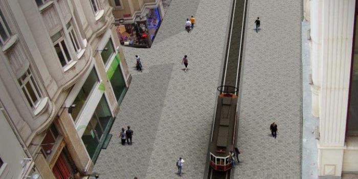 İstiklal Caddesi Yenileme Projesi altyapı çalışmaları 20 günde tamamlanacak
