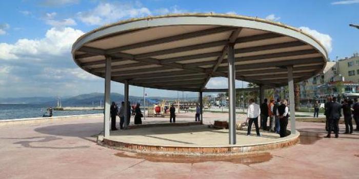 Mudanya Sahil Düzenleme Projesi'nde çalışmalar devam ediyor