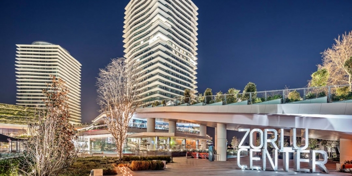 Zorlu Center'a Hermes Creative Awards'tan 3 ödül