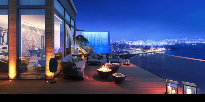 Büyükyalı İstanbul'un 'Gün Kapı' etabı erken satışta