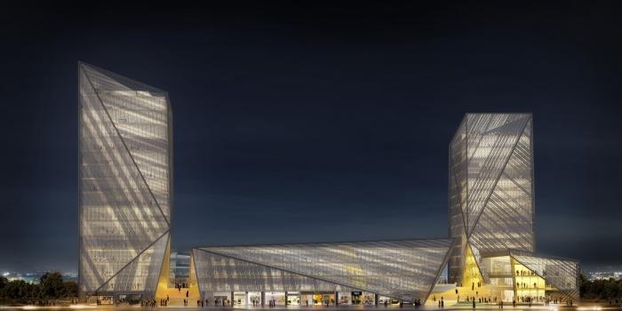 Slash Architects'ten yeni nesil ofislere bakış