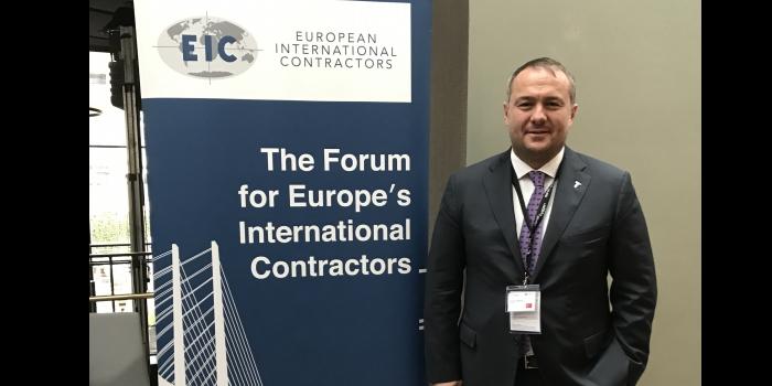 Türk yapı malzemecilerinin gözü Avrupa'nın 70 milyar dolarlık pazarında