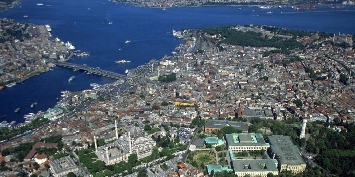 Depremde en yüksek risk taşıyan 10 ilçe belirlendi