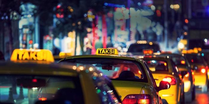 İstanbul taksilerinde kart dönemi
