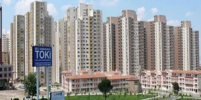 Malatya Merkez Konak Mahallesi Toki Evleri 29 Mayıs'ta satışa çıkıyor