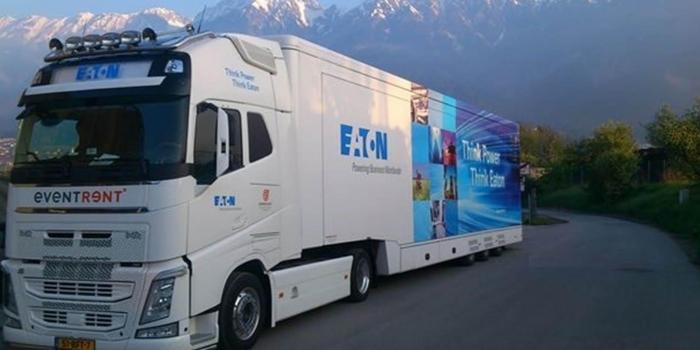 Uluslararası enerji devinin teknoloji TIR'ı Anadolu turunda