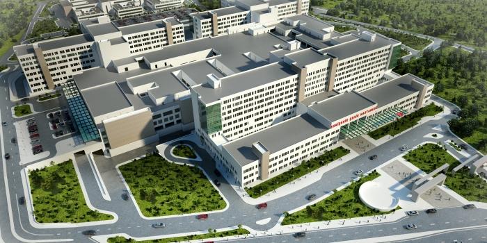 Akfen İnşaat imzalı Eskişehir Şehir Hastanesi'ne uluslararası ödül