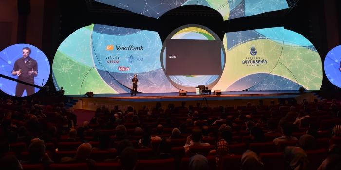 Akıllı şehirler konferansı