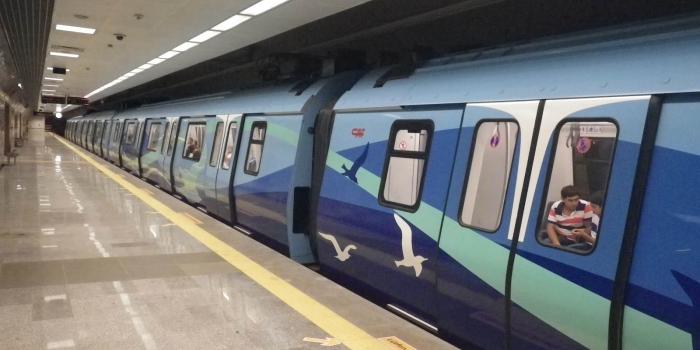 İncirli Söğütlüçeşme metro durakları!