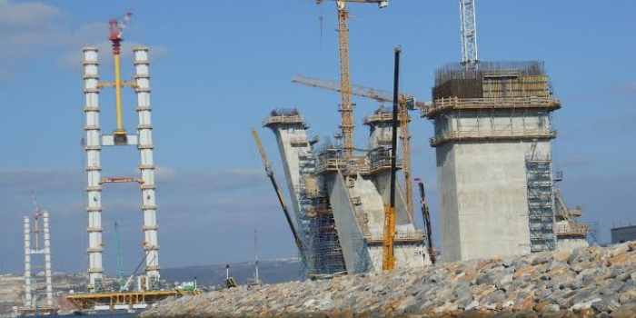 Türkiye'nin simgesi köprü ve viyadük projelerinde DOKA tecrübesi