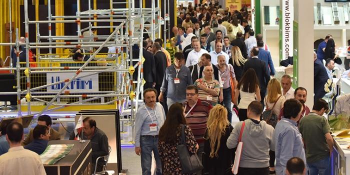 Yapı sektörü 40. kez Yapı Fuarı Turkeybuild'de buluşuyor