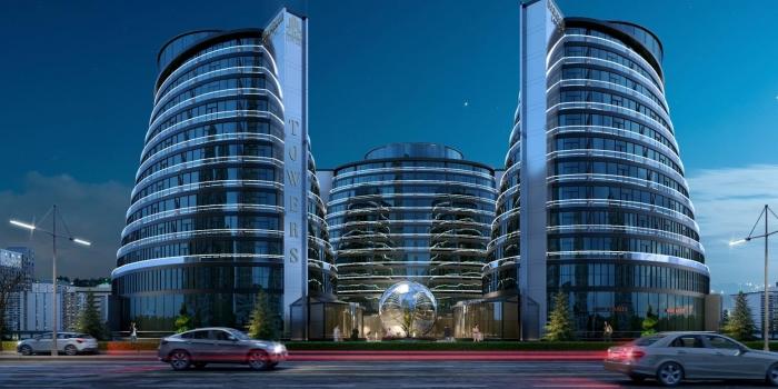 İzmit'e Türk-Arap ortaklığıyla 500 milyon dolarlık yatırım: 262 Towers