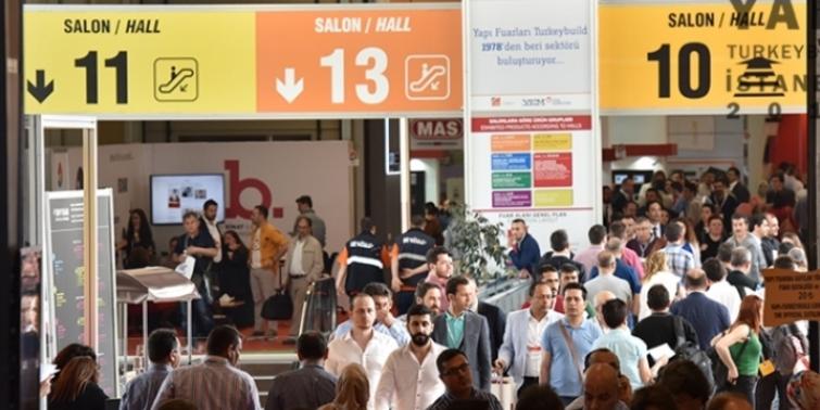 Yapı Fuarı-Turkeybuild İstanbul bugün açılıyor