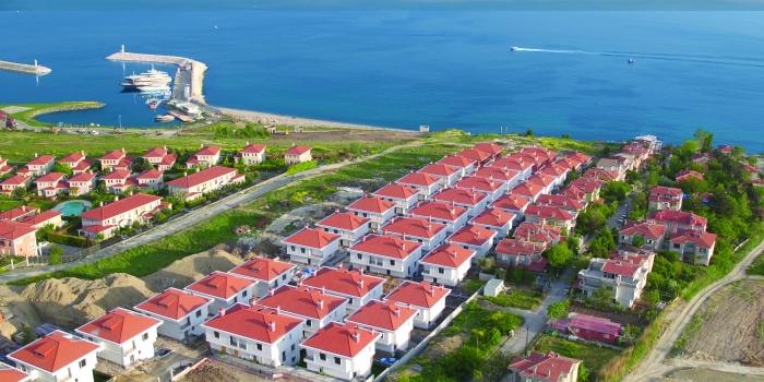 Asrın Konakları Marina projesi kamuoyuna tanıtıldı