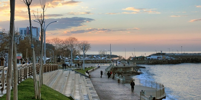 Düzce Akçakoca'da kentsel dönüşüm başladı