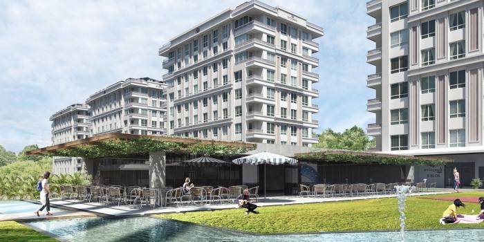 'Evinpark Ada & Tepe'de lansman öncesi ödeme avantajı
