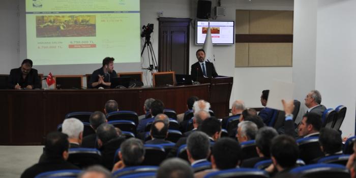 TOKİ arsaları için 205 milyon teklif edildi