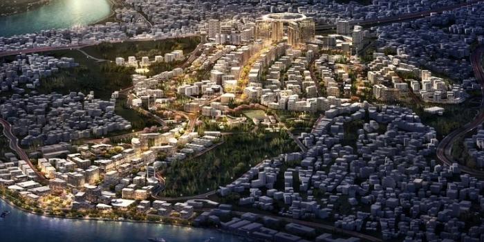 Tüm yönleriyle Türkiye'nin en büyük dönüşüm projesi: Okmeydanı