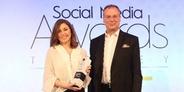 """VitrA, seramik sektörünün """"en sosyal"""" markası seçildi"""