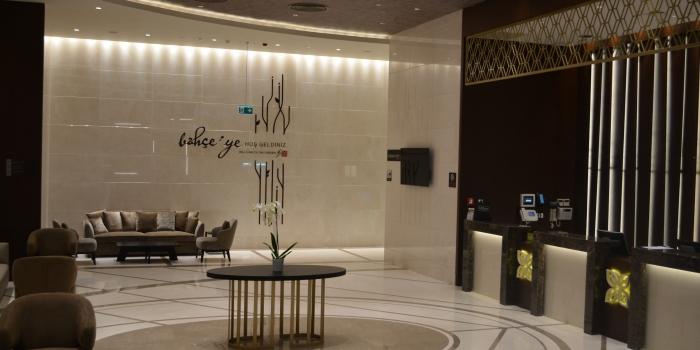 Türkiye'nin en büyük Hilton Garden Inn oteli açıldı