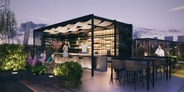 Greenox Residence'ın 2'nci etabında satışlar başladı