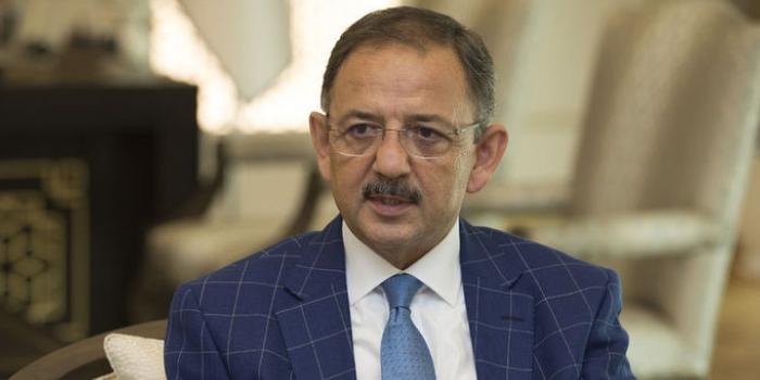 Bakan Özhaseki: ''Bakanlık değer artışından pay alacak''