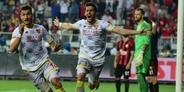 Mahall Bomonti logolu Göztepe Süper Lig'de