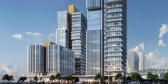 Business İstanbul  LEED Platin yeşil bina sertifika adayı