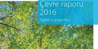Dünya Çevre Günü'nde Daikin'den sürdürülebilirlik raporu