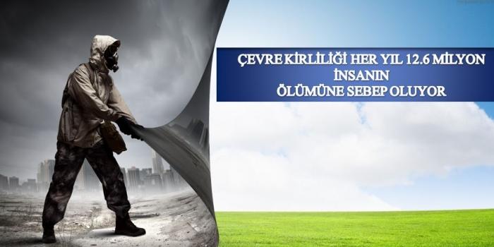 Türkiye'de hava kirliliğinin en yoğun olduğu üç kent