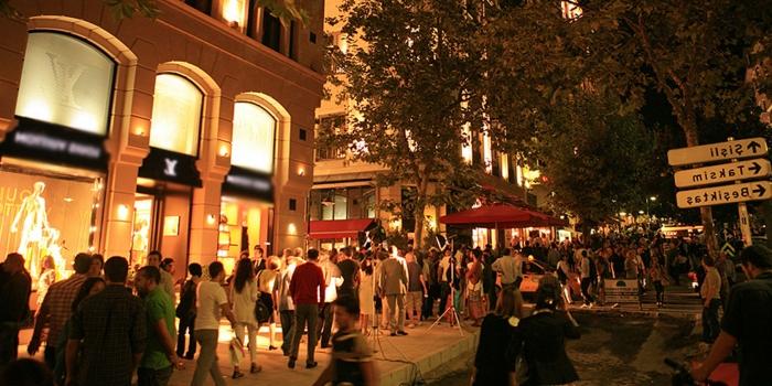 Merkezi caddelerdeki doluluk oranı düşüyor