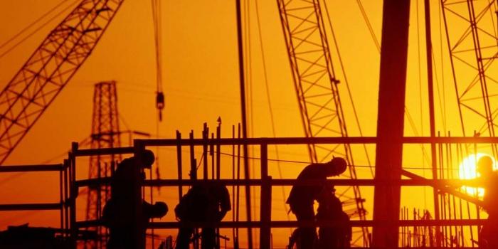 İnşaat sektörü toplam katma değeri yüzde 3.7 oranında arttı