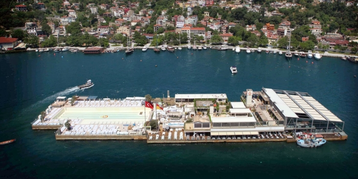 Kadir Topbaş'tan Galatasaray Adası'na cami açıklaması