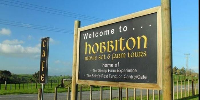 Yüzüklerin Efendisi serisinin Hobbit Köyü: Hobbiton