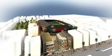 İzmir Karşıyaka Stadyumu ihalesi yapıldı