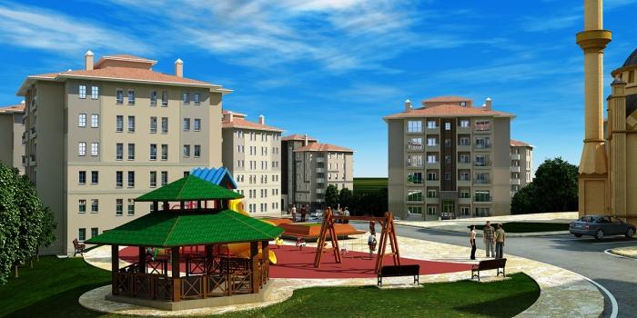 Konya Beyşehir Toki Evleri kuraları çekildi